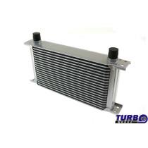 Olajhűtő TurboWorks 19-soros 260x150x50 AN10 Ezüst